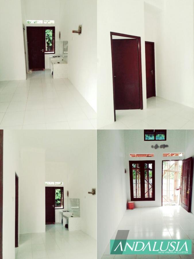 Rumah KPR Syariah Bojonggede Andalusia