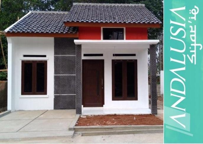 Rumah KPR Syariah Perumahan Muslim Andalusia perumahan bojonggede