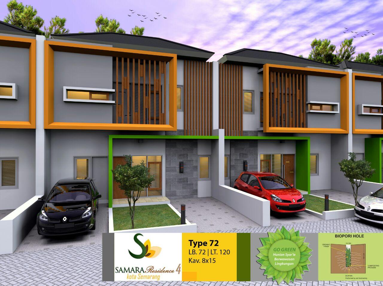 Rumah KPR Syariah Semarang