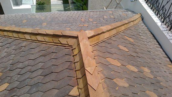 genteng atap sirap atap kayu ulin