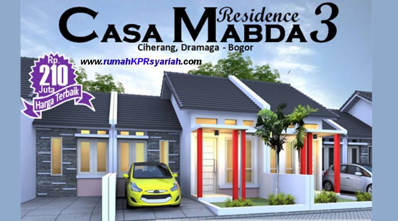 Casamabda 3 Dramaga Bogor slide