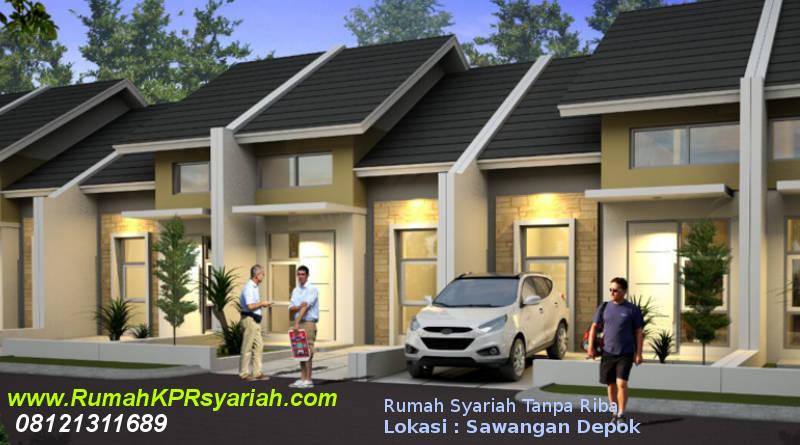 Rumah Syariah Depok Mulia Residence Sawangan slide rks