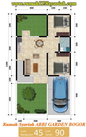 perumahan-syariah-bogor-abbi-garden-layout-45