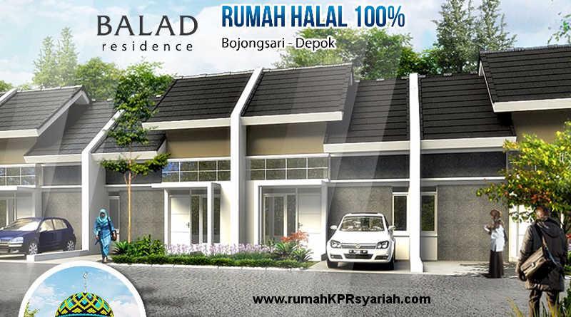 Rumah Syariah Depok Balad Residence