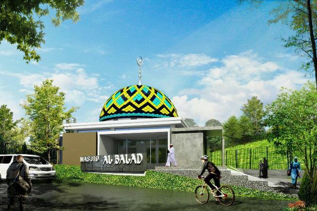 masjid-balad-residence-bojongsari-depok