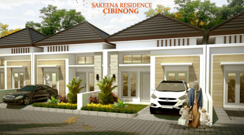 Sakeena Residence Cibinong – Rumah KPR Syariah