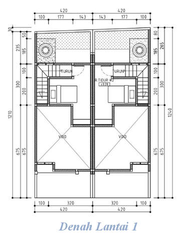 lantai 1 fasara residence