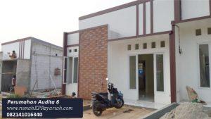 Rumah syariah citayam Audita 6 progress
