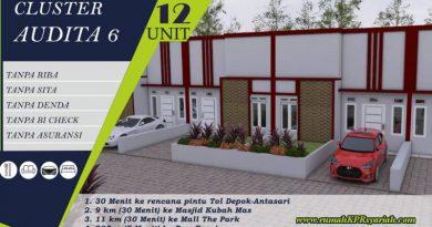 Rumah Syariah Citayam AUDITA 6