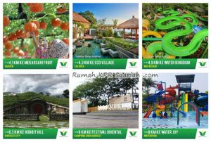 investasi property bekasi cahaya alam setu bekasi - RKS
