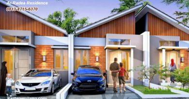 rumah syariah bekasi ar radea residence