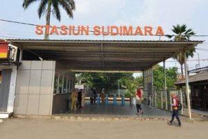 stasiun sudimara bintaro sektor 9